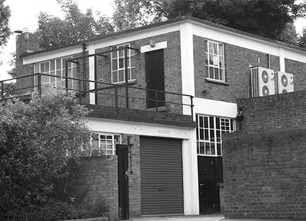 Workshop and design studio premises in Kingston